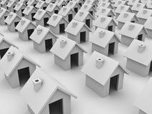 Real estate concept Royalty Free Stock Photos