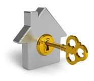 Real estate concept royalty free illustration