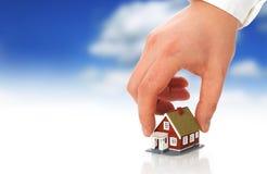 Real estate concept. Stock Photos