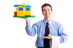 Real estate concept Stock Photos