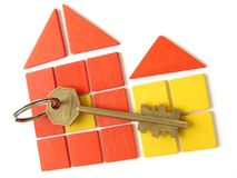 Real estate concept 7 Royalty Free Stock Photo