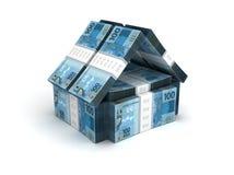 Real Estate Concept Brazilian Real Stock Photos