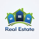 Real Estate concept design Royalty Free Stock Photography