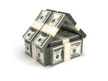 Real Estate Concept Dollar Stock Images