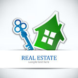 Real estate concept Stock Image