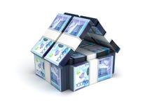 Real Estate Concept Kazakh Tenge Stock Image