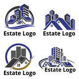 Real Estate Concept Logo Royalty Free Stock Photo