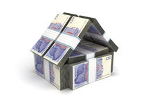 Real Estate Concept Pound Stock Photography