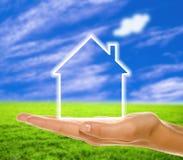 Real estate conceptual image Stock Photo