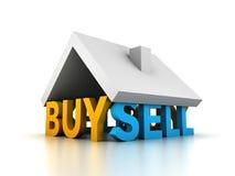 Real Estate Conept Lizenzfreie Stockbilder