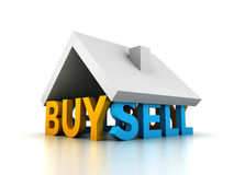 Real Estate Conept Royalty Free Stock Images