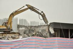 Real estate construction Stock Photos