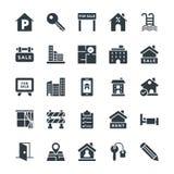 Real Estate Cool Vector Icons 4 Stock Photos