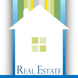Real Estate Design Stock Image