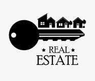 Real Estate Design. Royalty Free Stock Photo