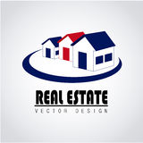 Real estate  design Royalty Free Stock Photo