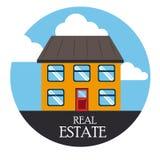 Real estate Royalty Free Stock Photos