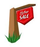 Real estate design Stock Image