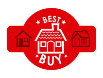Real estate design Stock Photo