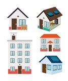 Real estate design. Royalty Free Stock Photos