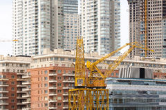 Real estate development at Puerto Madero Stock Photos