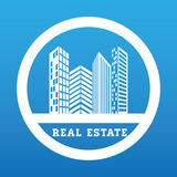 Real estate edifices and residential towers Stock Photo