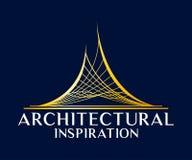 Real Estate, edificio, construcción y arquitectura Logo Vector Design Imagenes de archivo