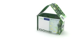 Real Estate with Euro stock footage