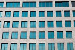 Real estate exterior ,  modern building facade Royalty Free Stock Photography