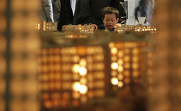 A real estate fair in China Stock Photos