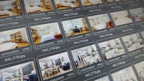 Real Estate-Foto's Stock Fotografie