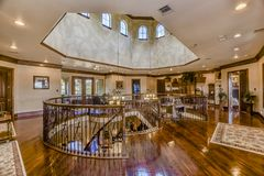 Real Estate-Fotografie van Huizen voor Verkoop royalty-vrije stock fotografie