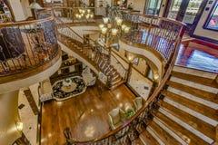 Real Estate-Fotografie van Huizen voor Verkoop stock foto