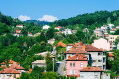 Real estate in Gabrovo, Bulgaria Royalty Free Stock Photography