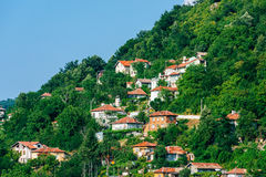 Real estate in Gabrovo, Bulgaria Stock Photo