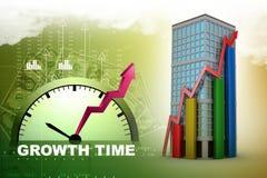 Real estate growth concept Stock Photos