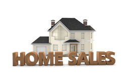 Real Estate Home sales Stock Photography