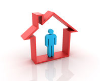 Real Estate - House Stock Image