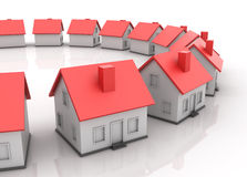 Real Estate - Houses Royalty Free Stock Image