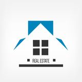 Real estate icon Royalty Free Stock Photos