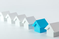 Real estate industry Stock Photography