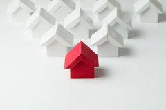 Real estate industry Stock Images