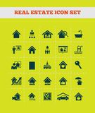Real Estate Infographics. Royalty Free Stock Images