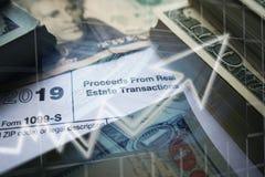 Real Estate Investing Profits royalty free stock photo