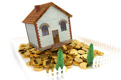 Real estate investment Royalty Free Stock Images