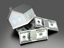 Real estate investment Stock Photo