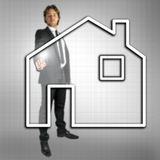 Real estate investment Stock Images