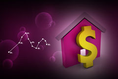 Real estate investment concept Stock Images