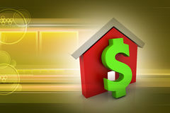 Real estate investment concept Stock Photography