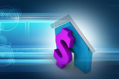 Real estate investment concept Stock Photos